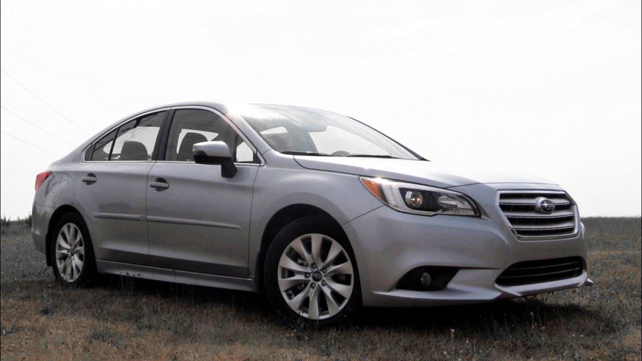 2017 Subaru Legacy Review