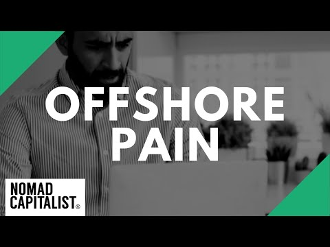 Understand this One PAINFUL Principle About Going Offshore
