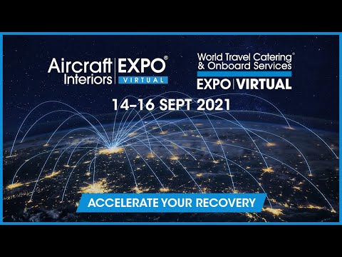 AIX & WTCE Virtual Landing on Screens in September 2021