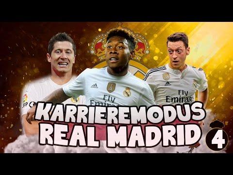 FIFA 16 Real Madrid Karrieremodus 200 Millionen TRANSFERS?! & Alaba, Özil und Lewandwoski?#4 - Sumas