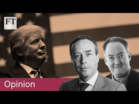 FT writers on Trump, geopolitics in 2017