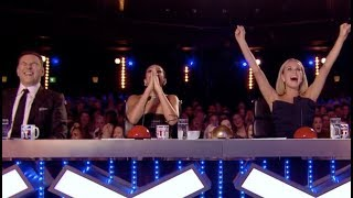 The Most Hilarious, Funny Comedian Ever on Britain's Got Talent!!!