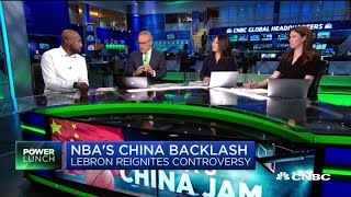 LeBron James re-ignites NBA's China controversy with new comments