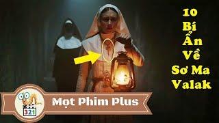 Top 10 Bí Ẩn Về The Nun 2018 | Ác Quỷ Ma Sơ Valak | Phim Kinh Dị Mới Nhất 2018