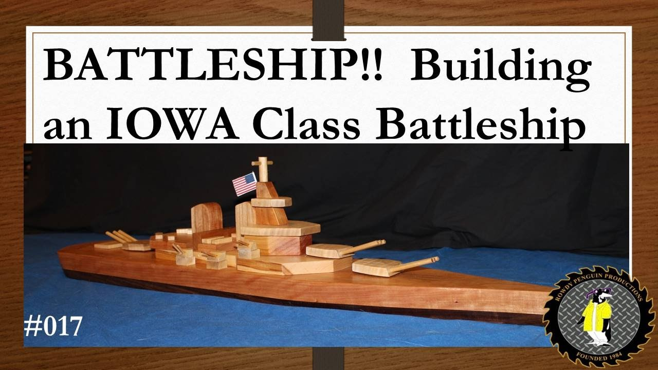battleship! building an iowa class battleship (017)