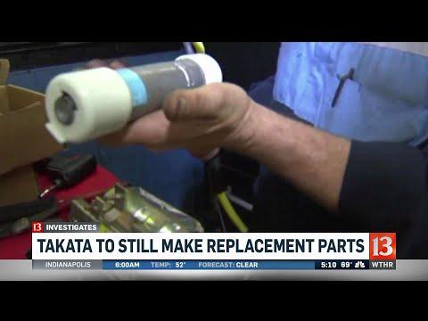 Takata bankrupt
