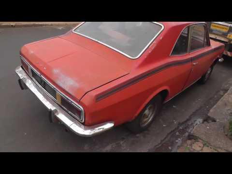 Caçador de Carros: Ford Corcel GT 73 - avaliado em Sertãozinho-SP
