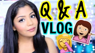 Q & A Vlog- Australia Visit, Stretch Marks, Happiness | Superprincessjo