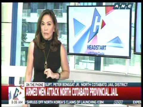 North Cotabato jail attacked, 132 inmates escape (2)