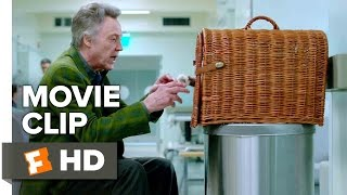 Nine Lives Movie CLIP - I'm a Cat Whisperer (2016) - Christopher Walken, Kevin Spacey Movie HD