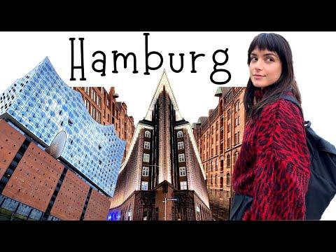 Fundjavë në Hamburg, Gjermani   Weekend in Hamburg, Germany