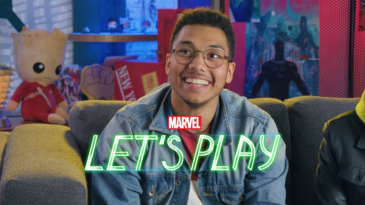 Power and Responsibility with Chance Perdomo | Marvel Let's Play