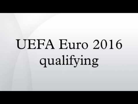 UEFA Euro 2016 qualifying