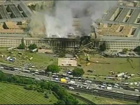 pentagon 9 11 footage rare clips youtube