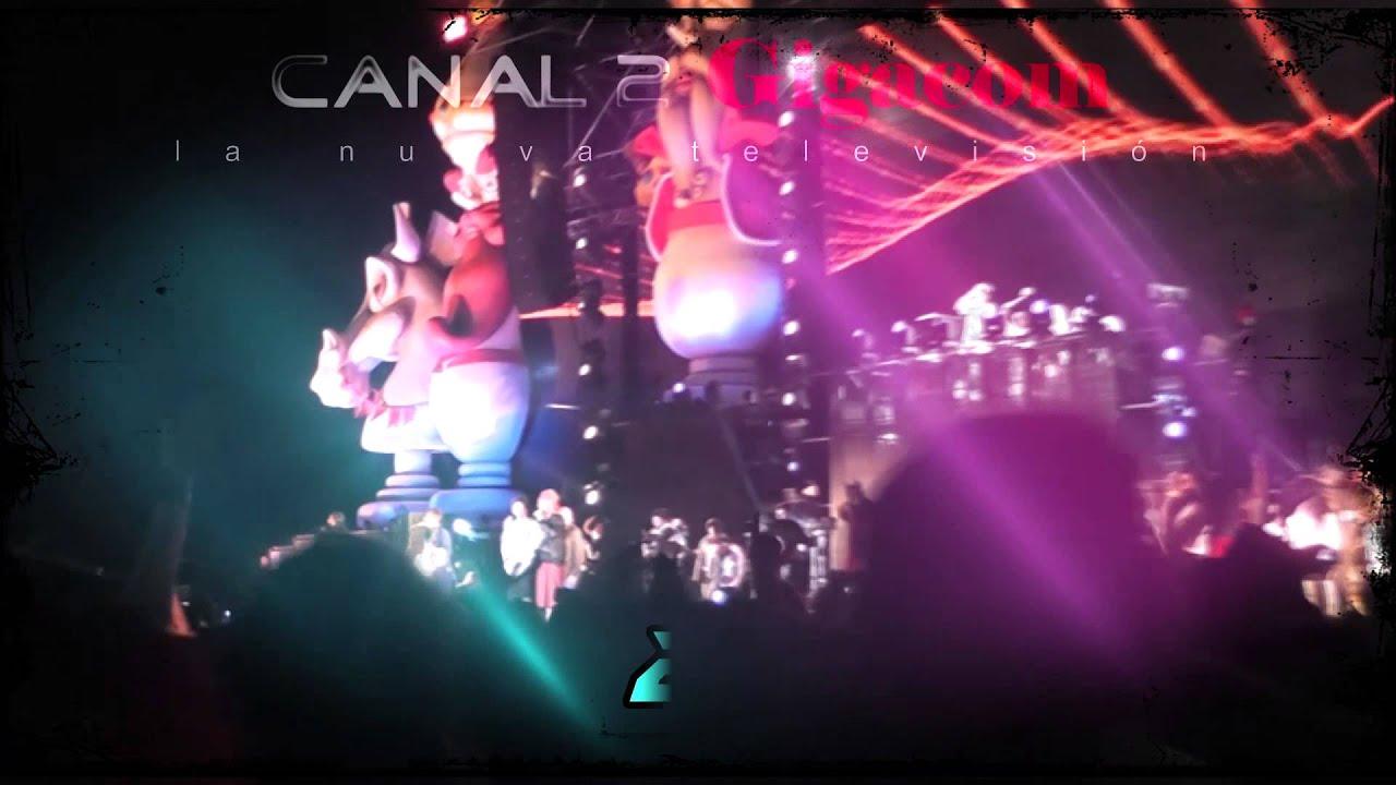 LA PREVIA - FIESTA DE DISFRACES - PARANA 2015 - SPOT HD - YouTube