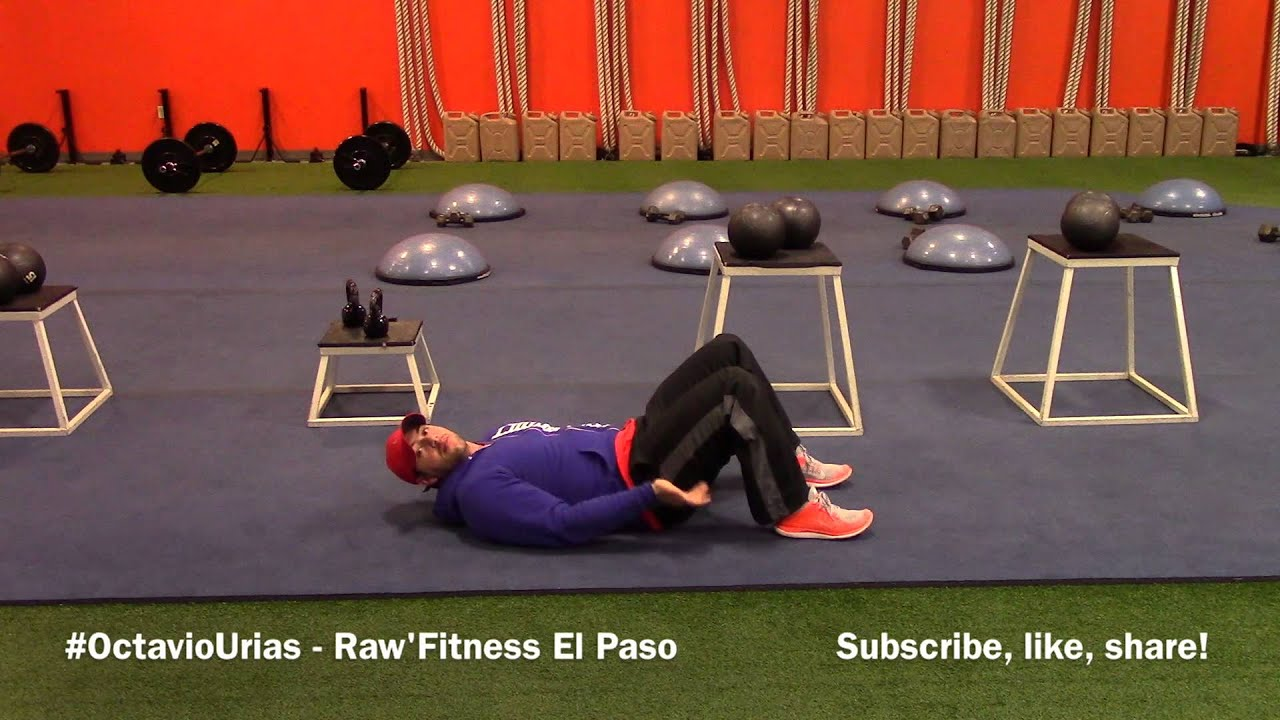 how to work upper abs
