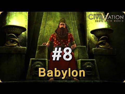 Civ V Series - Babylon #8