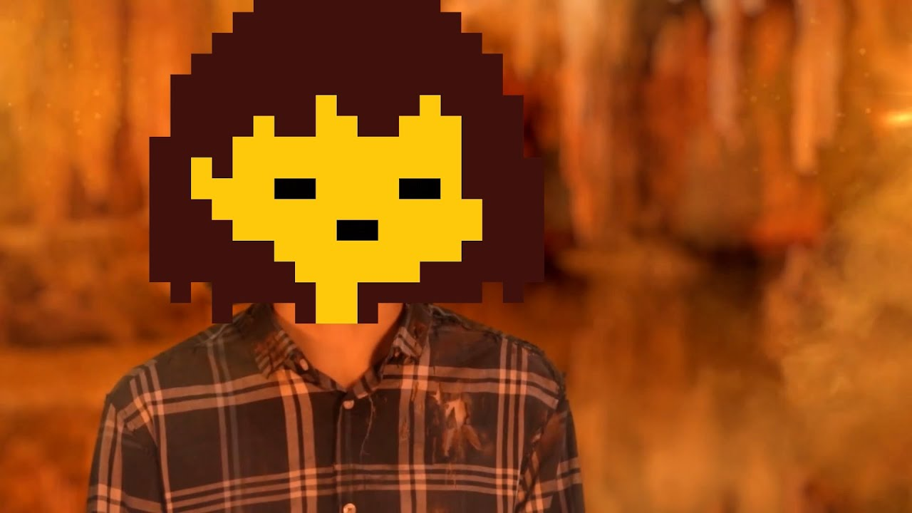 Undertale Frisk Goes To Hell Youtube
