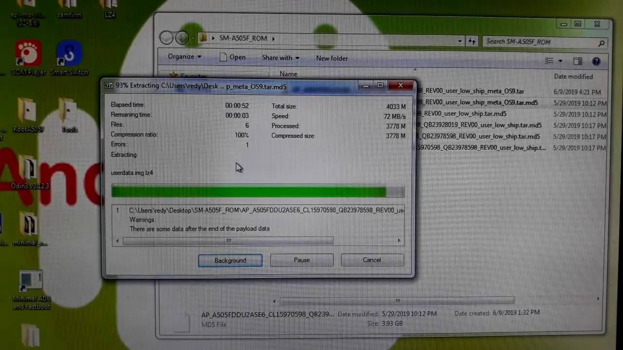 How to Convert Android Stock Recovery LZ4 to IMG / TAR file by AndroidHowTo