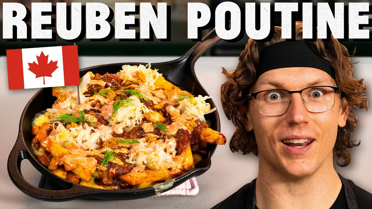 Reuben Poutine Is Our Greasy Love Letter to Canada