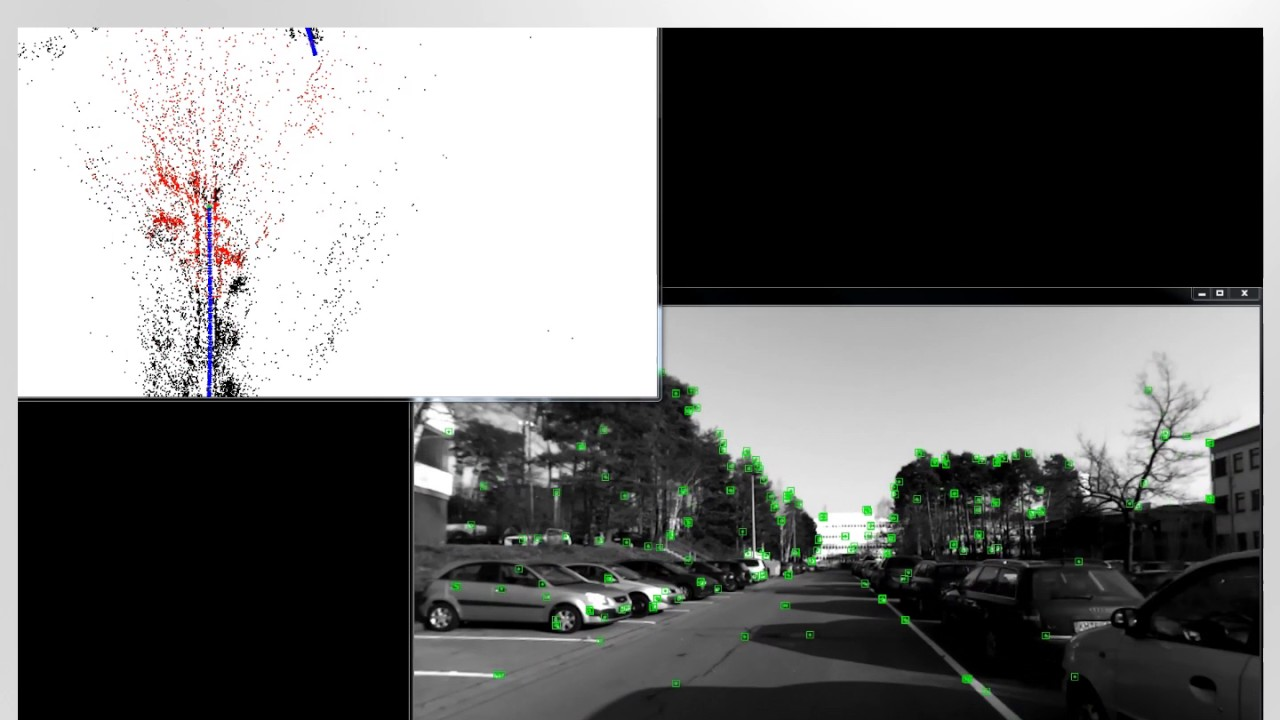 Evaluation of ORB-SLAM2 in outdoor urban scenes using ZED stereo camera