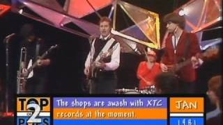 [Video] XTC - Sgt Rock (Is Going To Help Me) [totp2] (Wiggy St Hele...