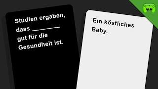 POLITISCH UNKORREKT - Cards Against Humanity Runde 1 1/2 «» Let's Play Tabletop Simulator | HD