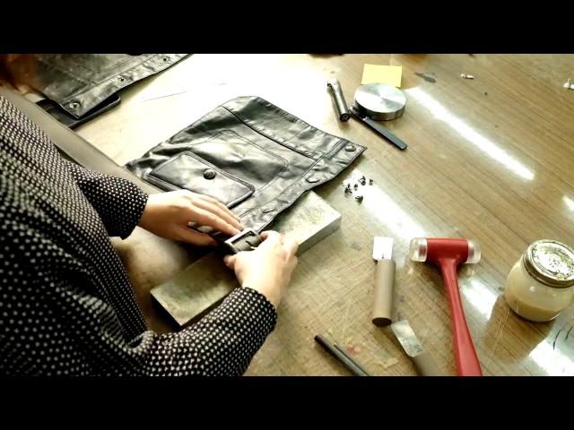 [Reform]#14 Leather Vest ? Pirate Apron/ ??? ????