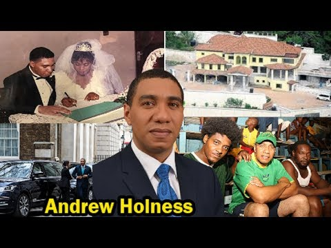 Andrew Holness || 10 Thing You Need To Know About Andrew Holness