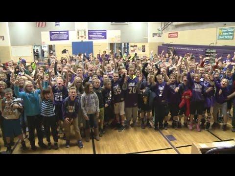 Waunakee Intermediate School Shout Out 10-13-15