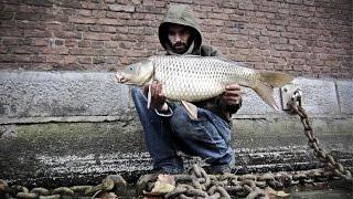 Street fishing Méthode : frolic, video by A