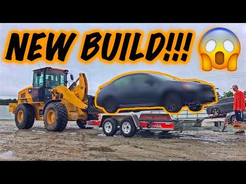 The NEW Build Is Here!!!