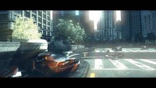 Ridge Racer Unbounded - PS3 / X360 / PC - We are the unbounded (E3 2011 Trailer)
