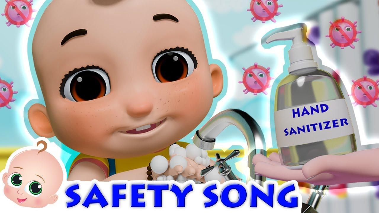 করোনার গান | Corona Safety Song | Bengali Nursery Rhymes