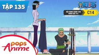 One Piece Tập 135 - Thợ Săn Hải Tặc Khét Tiếng - Kiếm Sĩ Lang Thang Zoro - Hoạt Hình Tiếng Việt