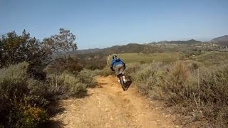 Wendy Trail - Sycamore Canyon Mountain Biking - Newbury Park, CA