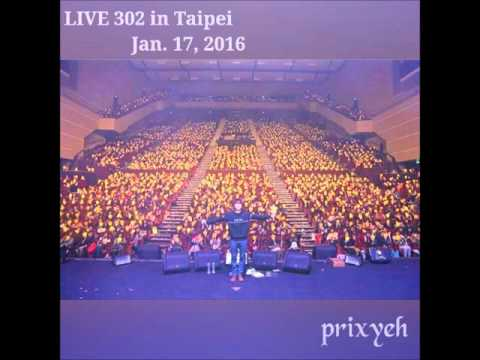 2016 LEE HONG GI LIVE 302 in Taipei