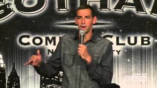 Dan Shaki on AXS TV's Gotham Comedy Live