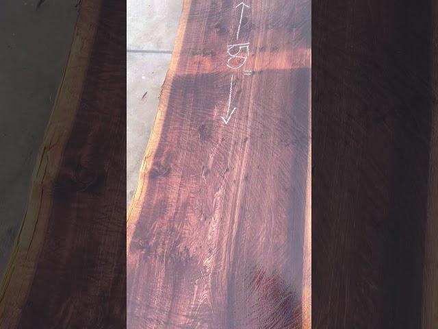 Old Growth Redwood Slab #15