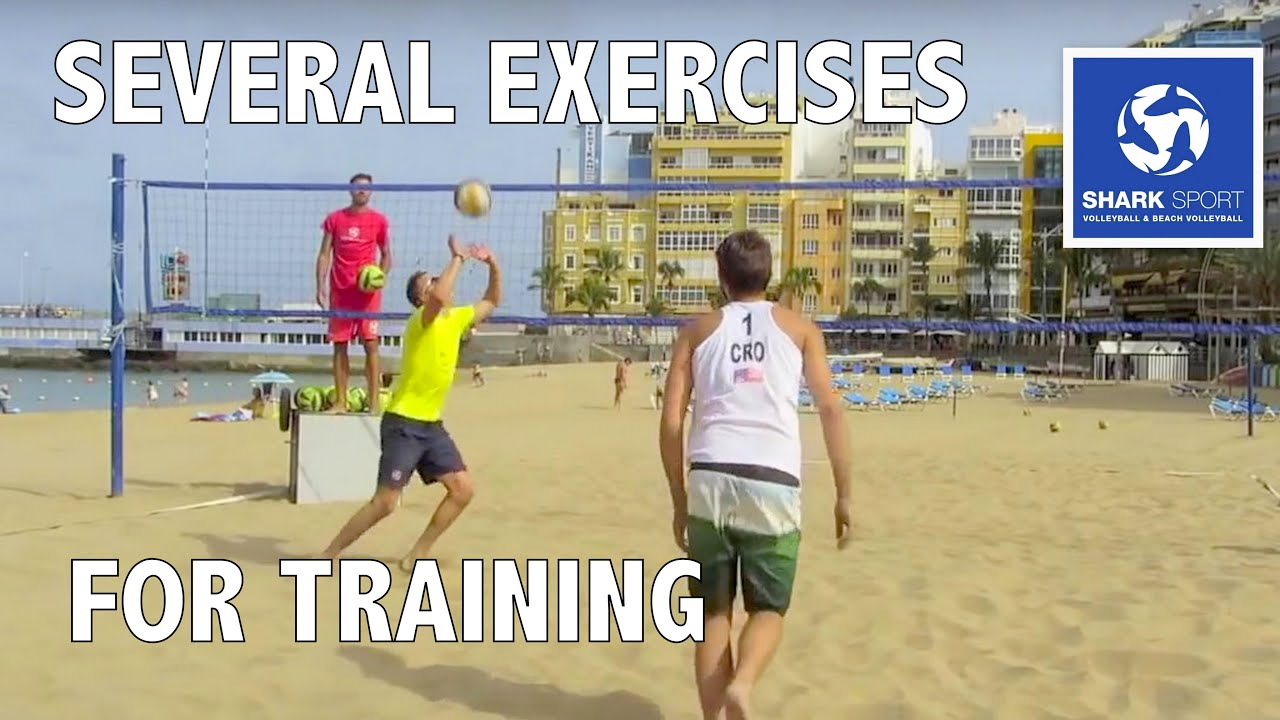 Avca video tip of the week: beach volleyball setting drills youtube.