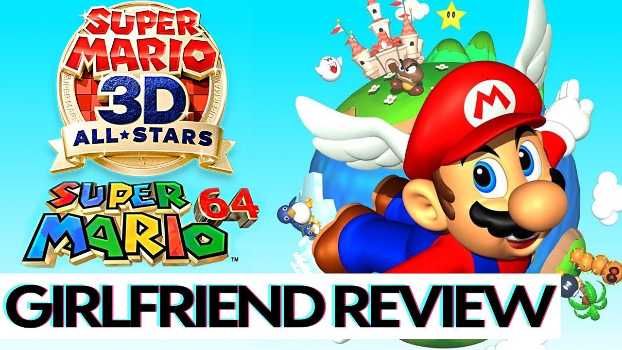 Super Mario 64 (3D All-Stars)   Girlfriend Reviews