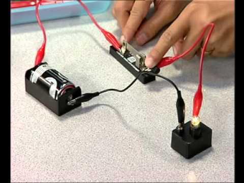 การต่อวงจรไฟฟ้าอย่างง่าย