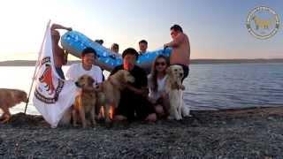 Ice Bucket Challenge @mgl Retriever Club