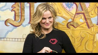 Amy Poehler Honored By Harvard's Hasty Pudding
