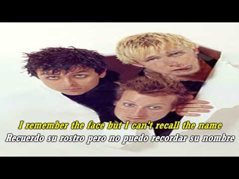 Green Day - Whatsername (Subtitulado Español E Ingles)