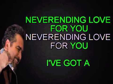 """""""I'VE GOT A NEVERENDING LOVE"""" BY RAM HERRERA"""