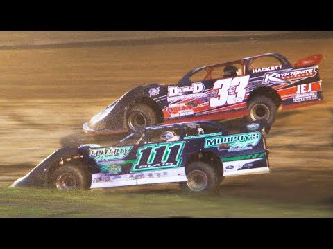 Super Late Model Feature | Eriez Speedway | 7-28-19