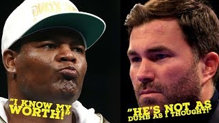 (PROOF!!!) LUIS ORTIZ SMART TO REJECT ANTHONY JOSHUA OFFERS | BUT SHOULD QUIT WHILE AHEAD