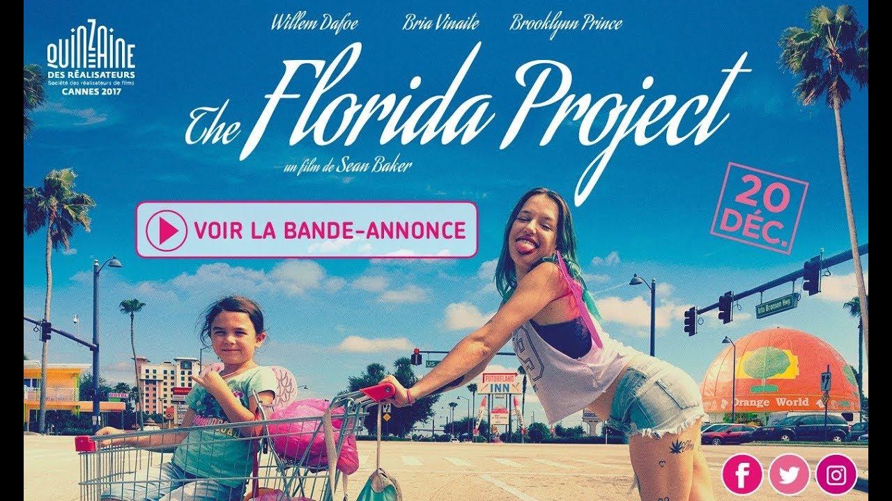 Bande-annonce : THE FLORIDA PROJECT de Sean Baker