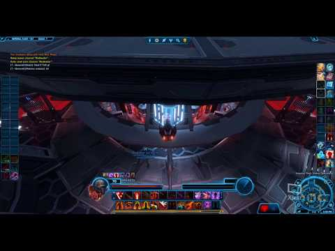 SWTOR: Jumping spots on the Imperial Fleet - VIP area